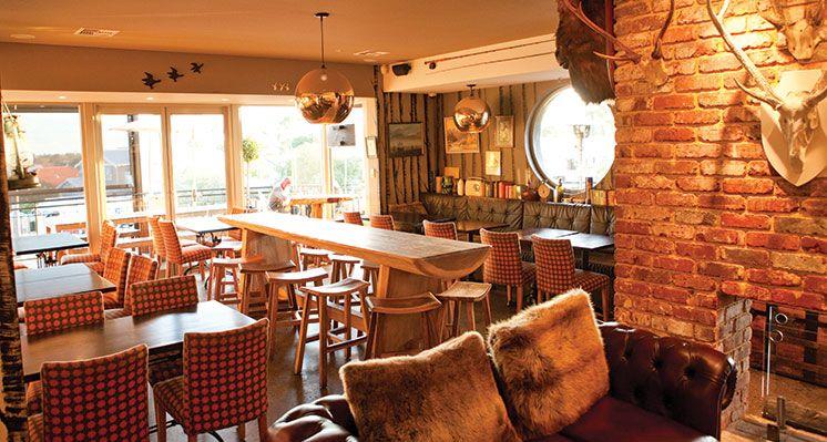 Bar The Cabin