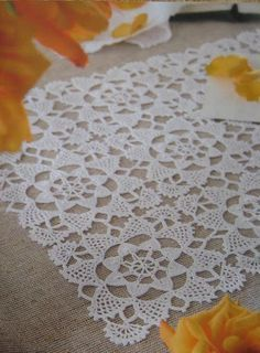 Crochet Rectangular Doily Patterns Free Crochet Patterns Crochet