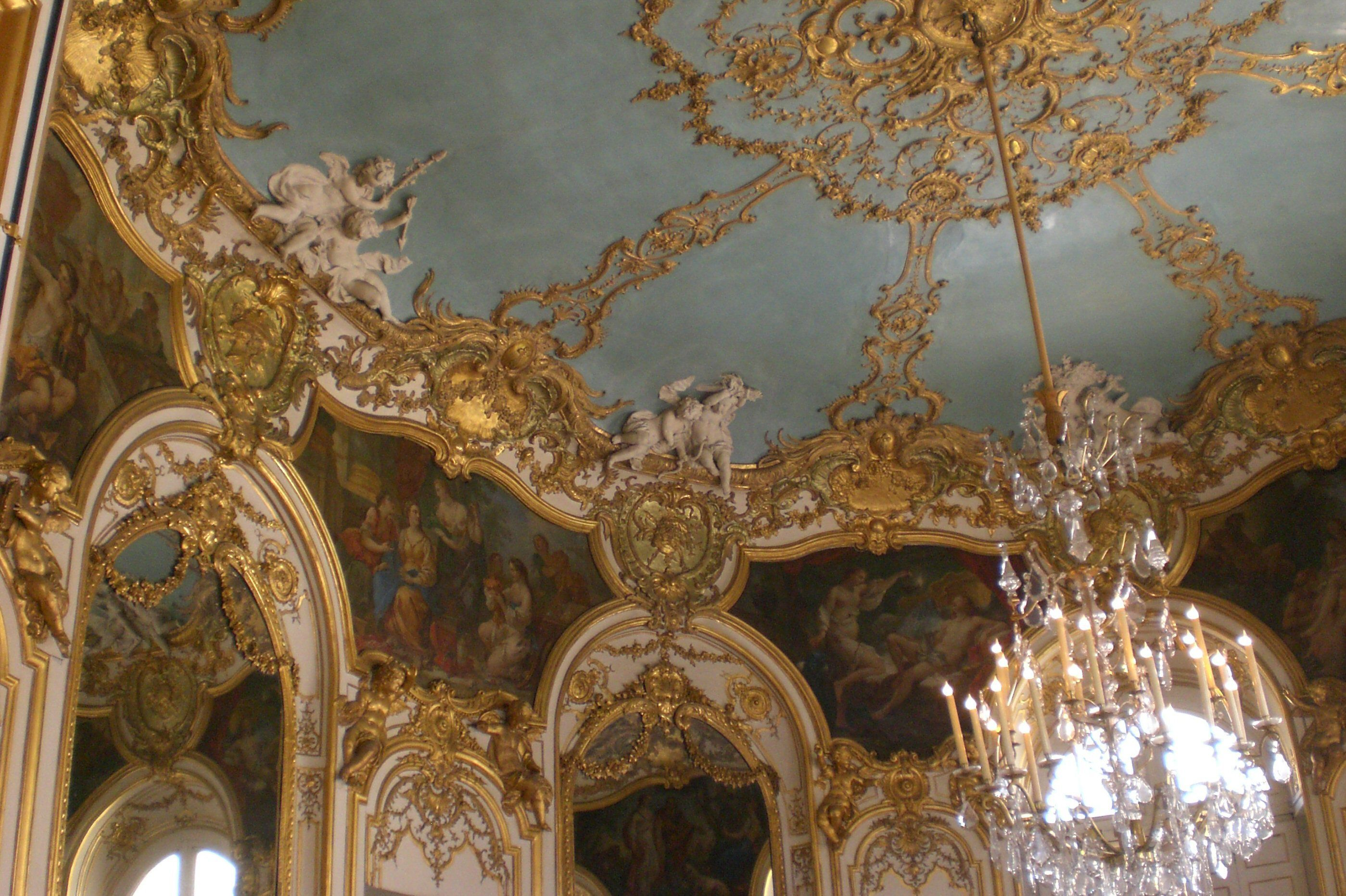 Rococo And The Elegant Designs Of The Late Baroque Period In 2020