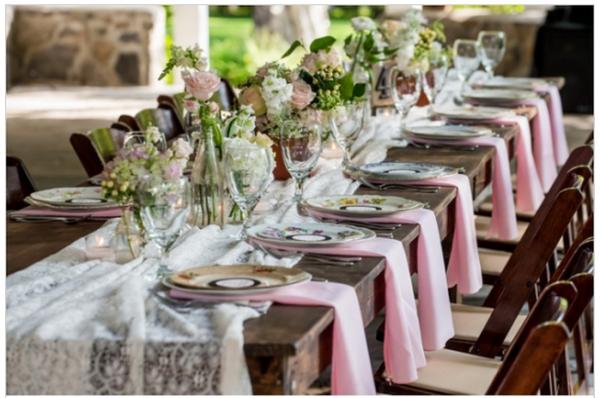 Casa romantica shabby chic wedding incre ble boda - Casa romantica shabby chic ...