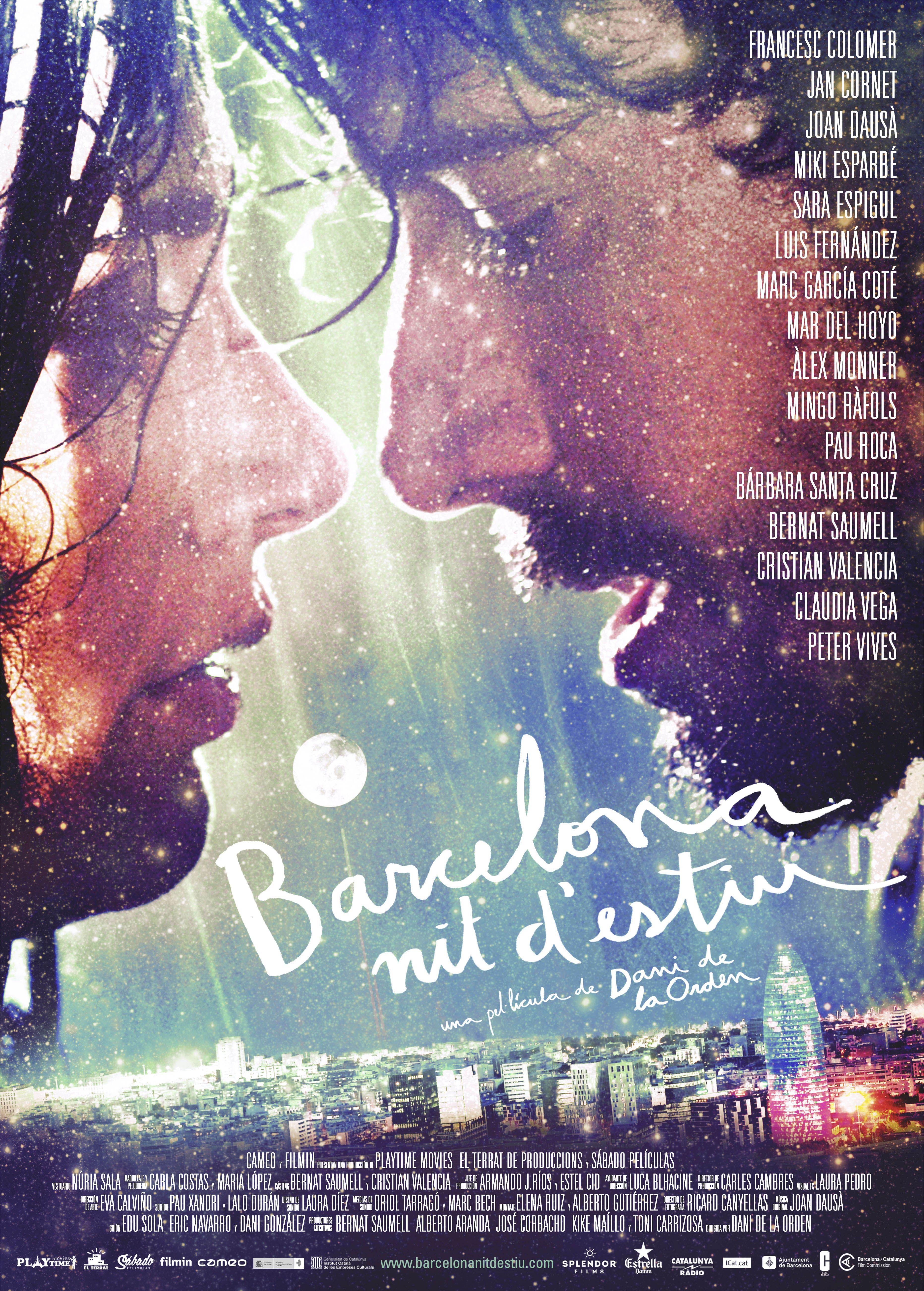 Barcelona Noche De Verano Noche De Verano Barcelona Noche Carteleras De Cine