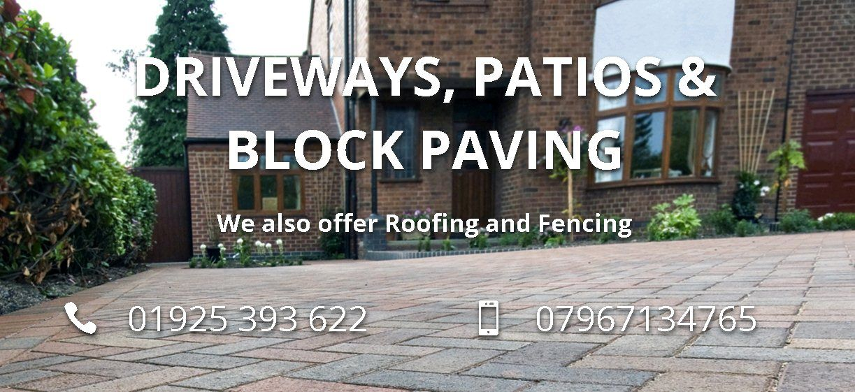 Smiths Property Care Have Been Providing 5 Start Patios Block Paving And Driveways On Warrington For Over 10 Years We Alls Roofing Flat Roof Repair Roof Cost