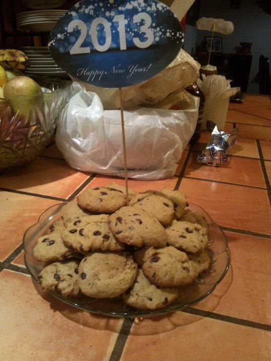 Chocolat Chips Cookies