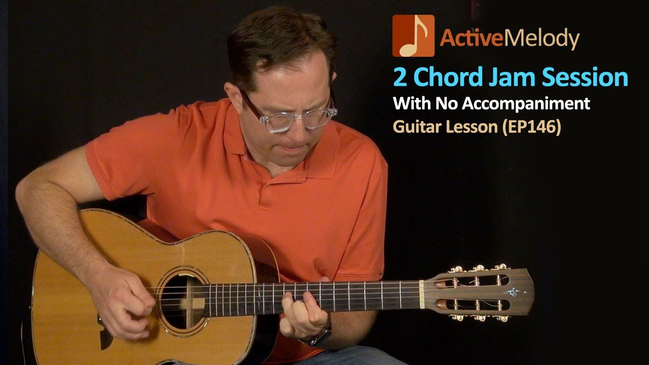 Guitar Lesson Create An Easy Jam Session By Yourself With Just 2