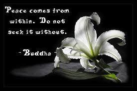 Buddha's words