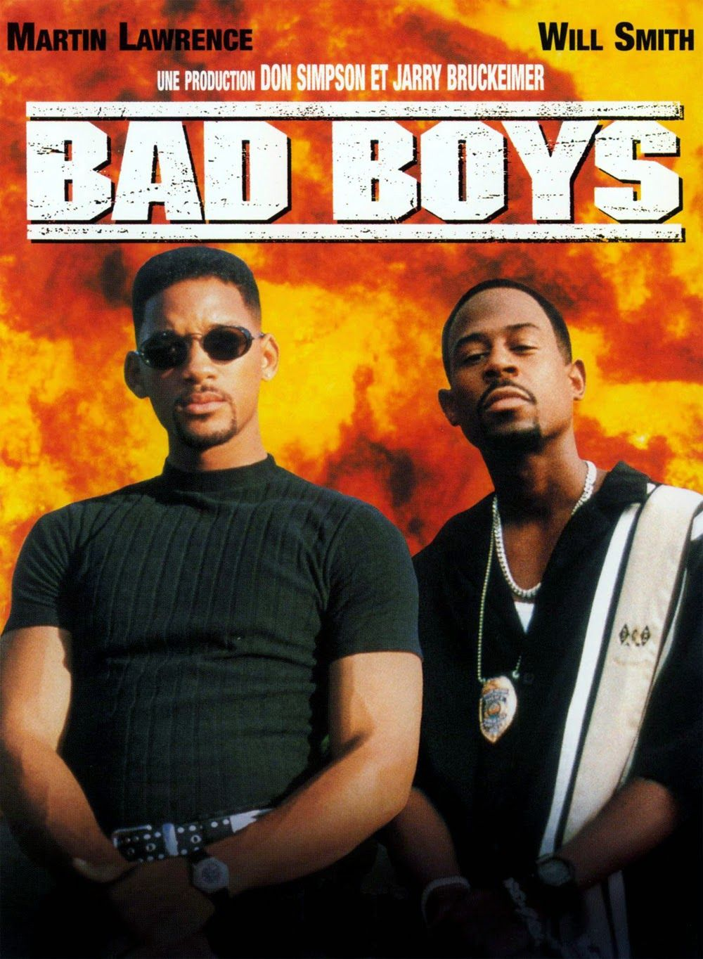 WATCH HOLLYWOOD MOVIES IN HINDI: Bad Boys (1995) : Hindi Dubbed Hollywood  Film