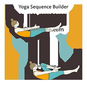 Half Boat Pose Alternating Legs Flow Yoga Ardha Navasana Alternating Pada Vinyasa Yoga Sequences Benefits Variations And Sanskrit Pronunciation Tummee Yoga Ball Exercises Yoga Sequences Types Of Yoga