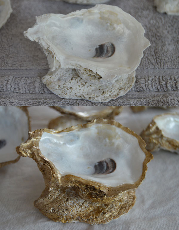 Photo of DIY Oyster Shell Dishes | Domestic Wannabe