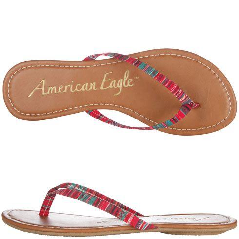 03dff0f6b6eb4a Womens American EagleWomen s Twinkle Flat Flip Flop