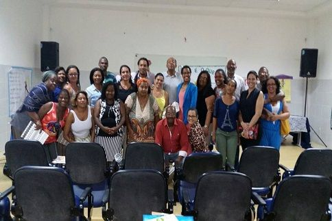 Publicado em 04/09/2015 | Afroempreendedores participaram de um curso promovido pela SEDES, SEDEC, SEPROMI e SEBRAE no município