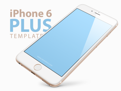 Download Iphone 6 Plus Template Mockup Psd Free Iphone 6 Free Iphone 6 Plus Iphone 6 Plus