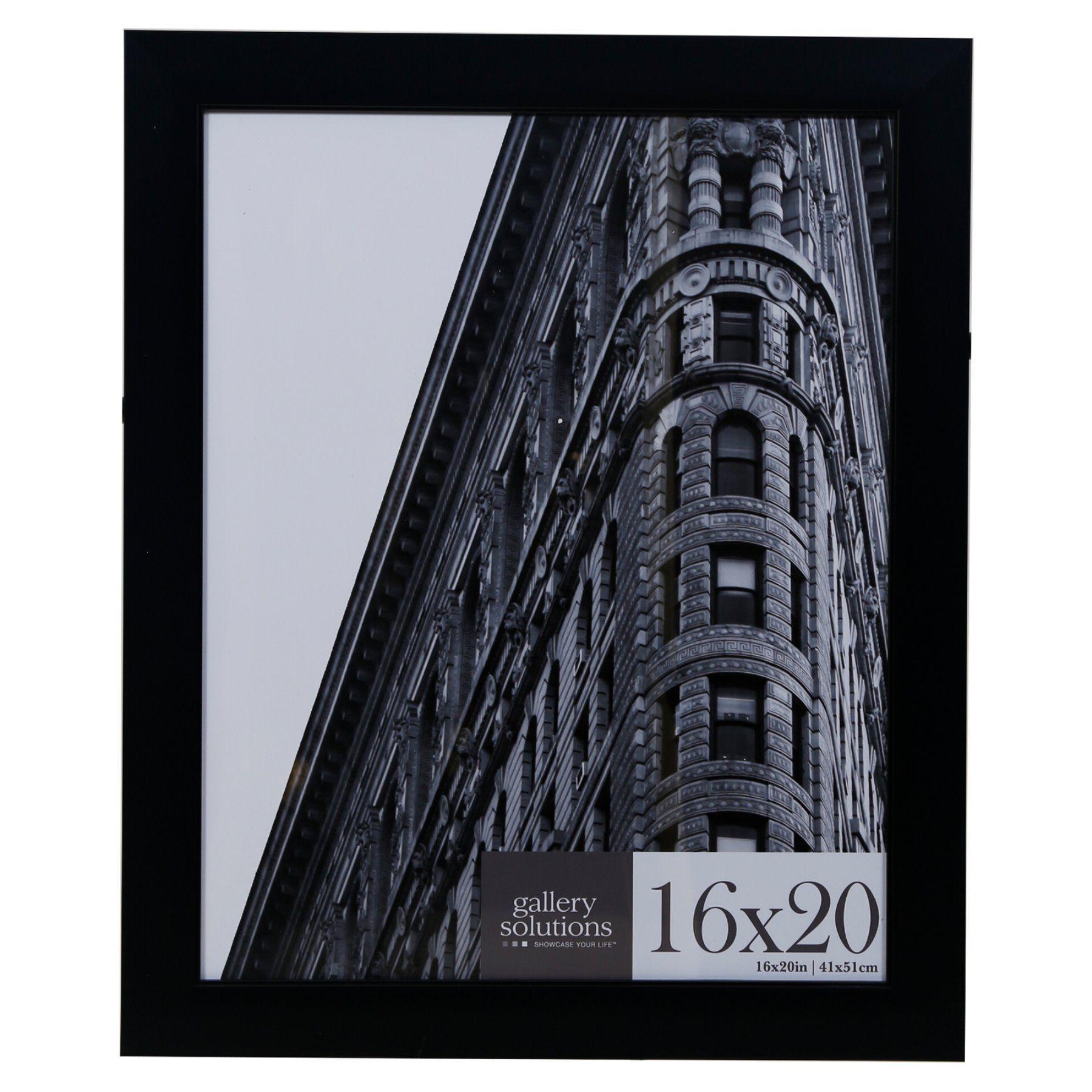 picture wall pin nielsen board ridge wide black bainbridge mat frame inner mats