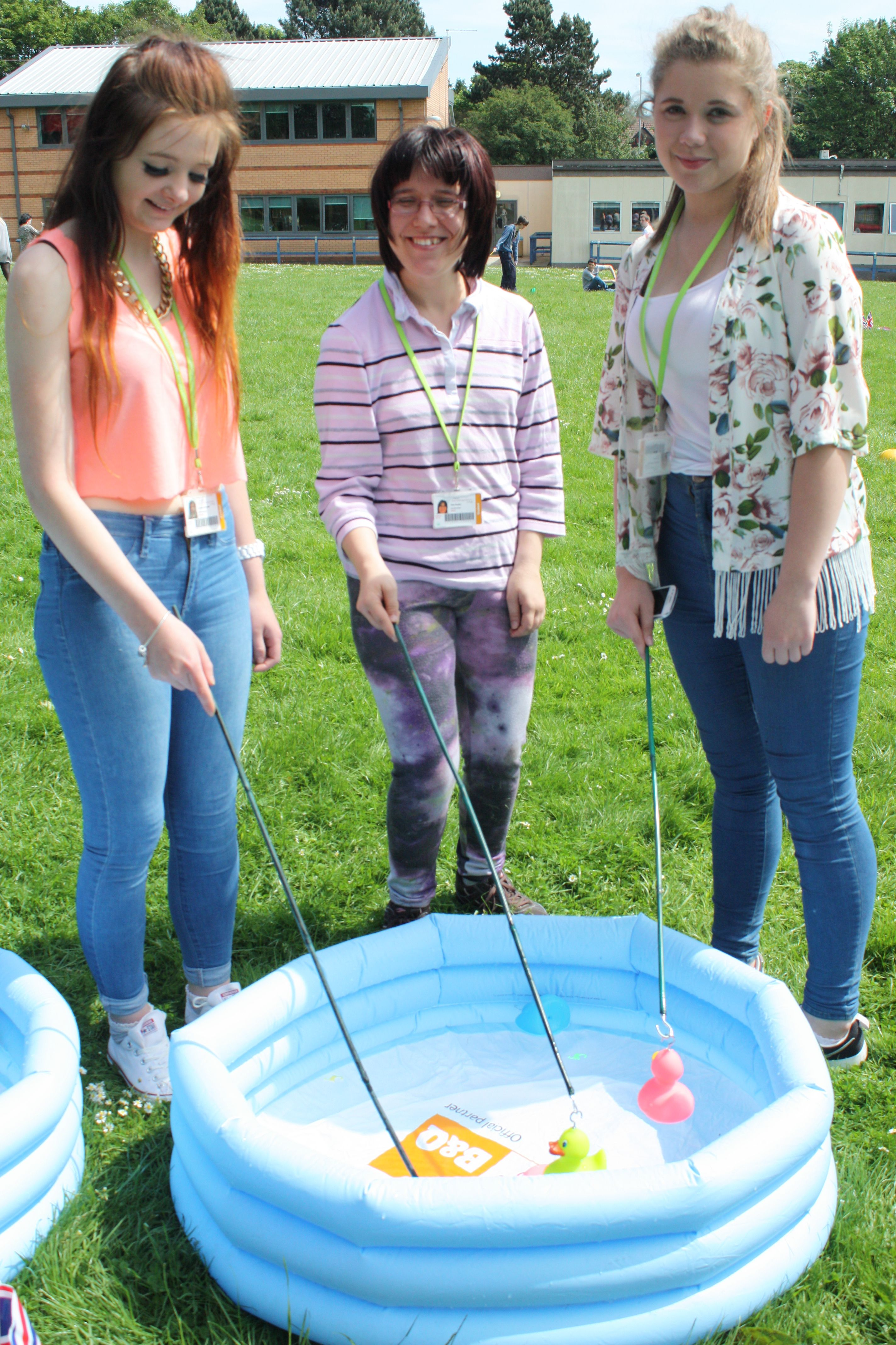 The Students' Union regularly host fun activities around college for fellow students.