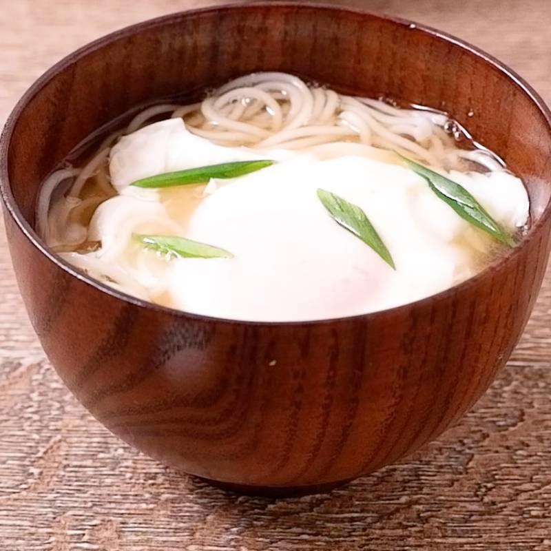 卵 味噌汁