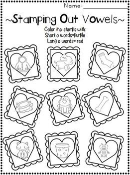 Winter Printables~ Print and Go for January & February 1st