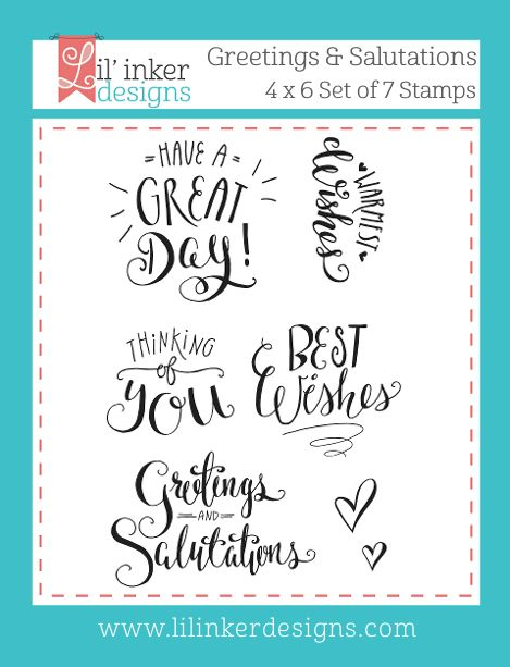 Greetings salutations stamps whimsical fonts and scrapbooking greetings salutations stamps m4hsunfo