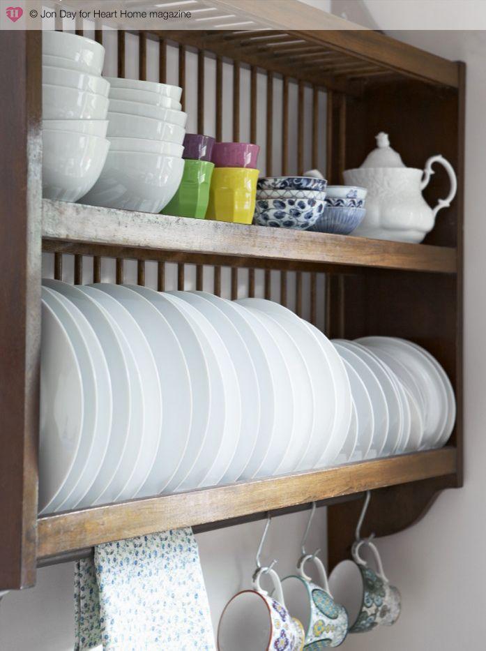 plate rack home sweet home pinterest k che sch ner wohnen und wohnideen. Black Bedroom Furniture Sets. Home Design Ideas
