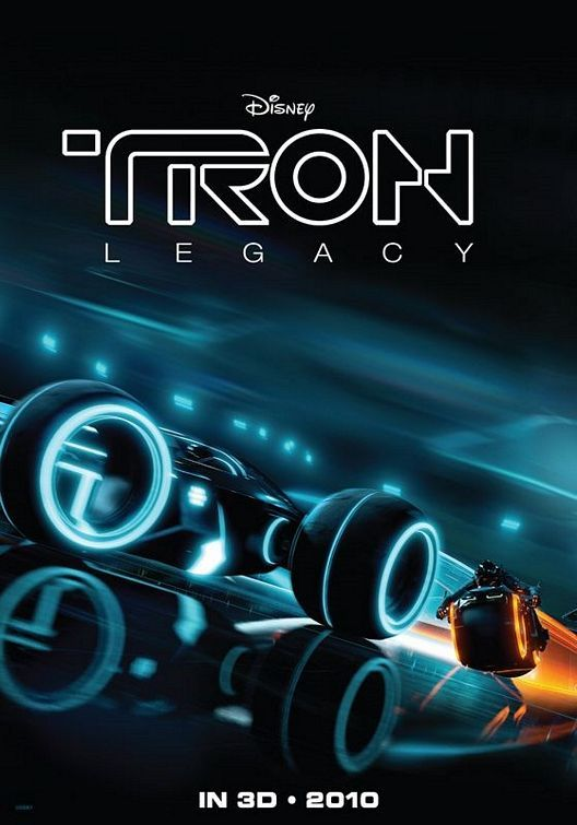 Tron Legacy [] [2010] [] teaser poster [] theatrical trailer [140s] ▶ https://www.youtube.com/watch?v=L9szn1QQfas []