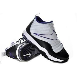 Black · asneakers4u.comc Nike Air Max Shake Evolve Rodmans Reborn Black/ White/Purple