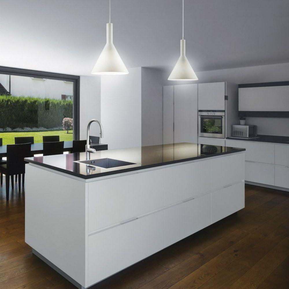 Illuminazione Piano Lavoro Cucina ideal lux (con immagini) | lampade, lampade a sospensione