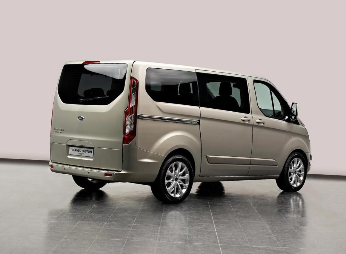 Ford tourneo courier pictures to pin on pinterest - Ford Tourneo Custom Used Http Autotras Com