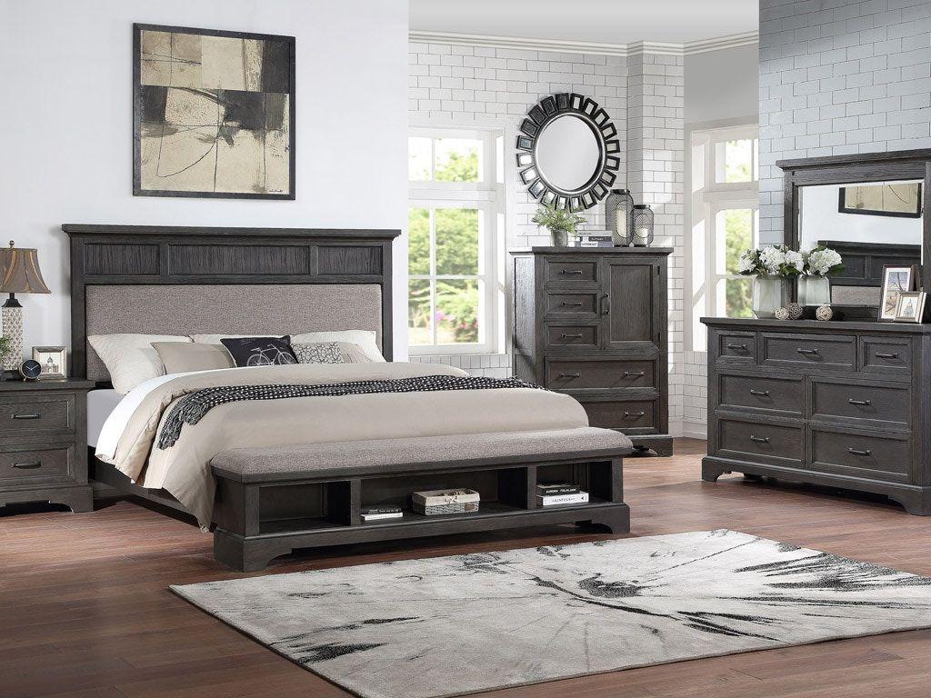 Folio Select Prescott King Bedroom Set in 10  King bedroom sets
