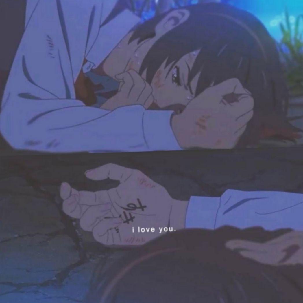 19 Anime Aesthetic Dark Quotes Aesthetic Anime Anime Films Anime Scenery