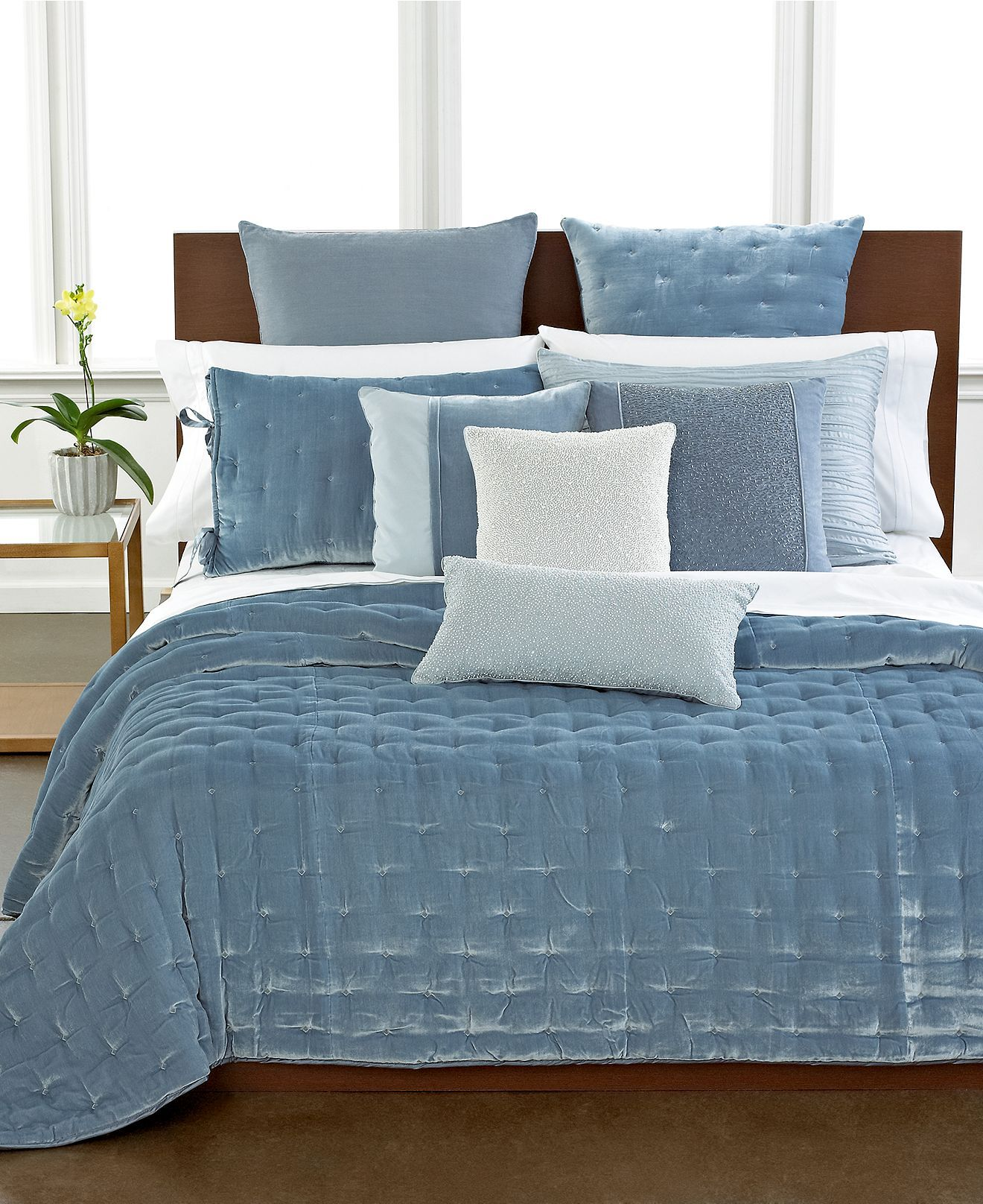 Hotel Collection Finest Waves Bedding - Collections Bed & Bath Macy'