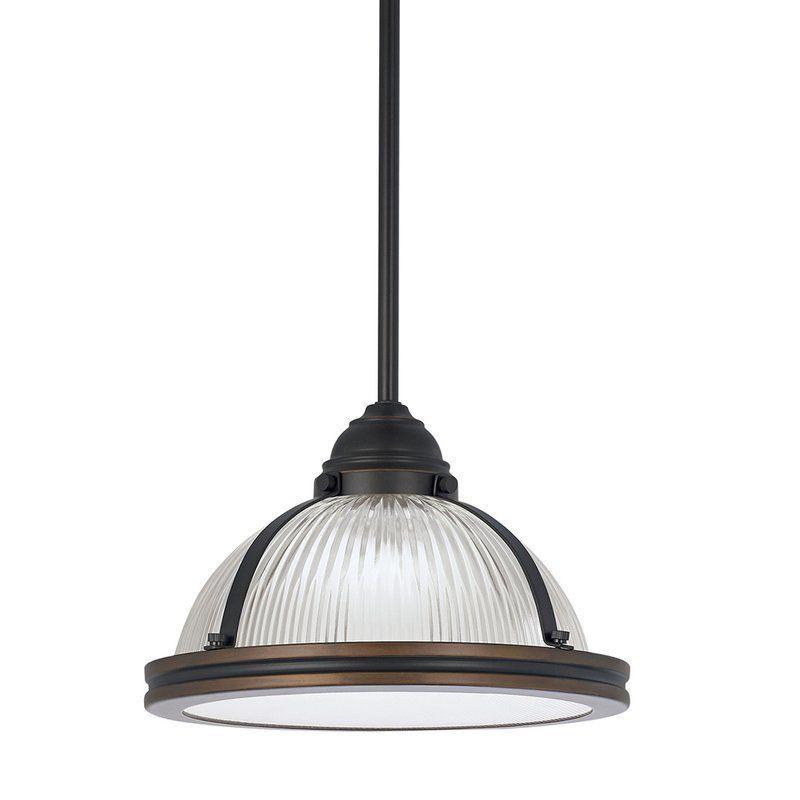 Gull Lighting 65060 Prat Street 1 Light Full Sized Pendant Autumn ...