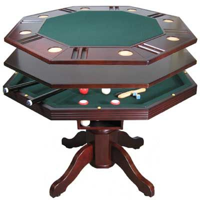 Beau 3 In 1 Bumper Pool Table   Another Man Cave Must