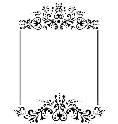 Damask Wedding Cards Templates
