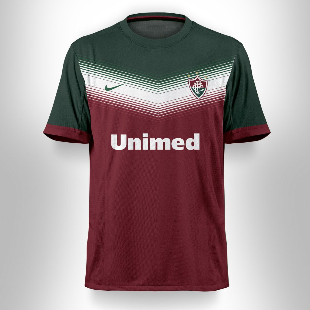 d40ae89c44584 Camisa Fluminense F.C. Alternativo Nike  camisa  fluminense  alternativa   nike