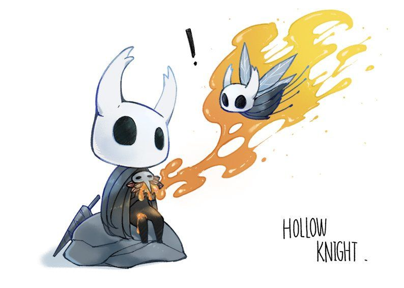 More Hollow Knight Art Knight Art Hollow Art Good Knight