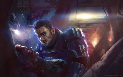 Mass Effect - Shenko