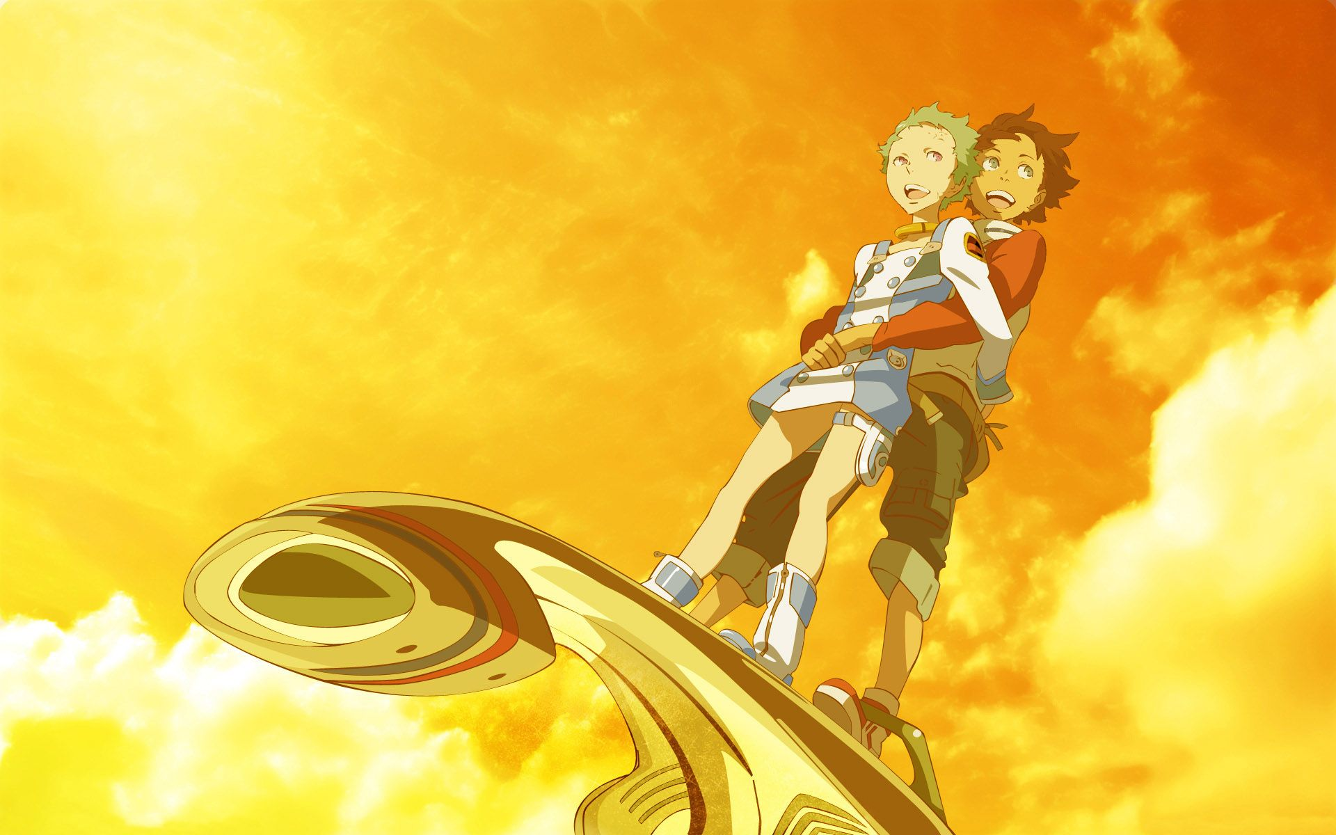 Visit Site To Download Cool Wallpapers For Boys Eureka Seven Wallpaper 225381 Wallpapers Coolwallpapers Coolwallp Cool Anime Wallpapers Anime Anime Shows