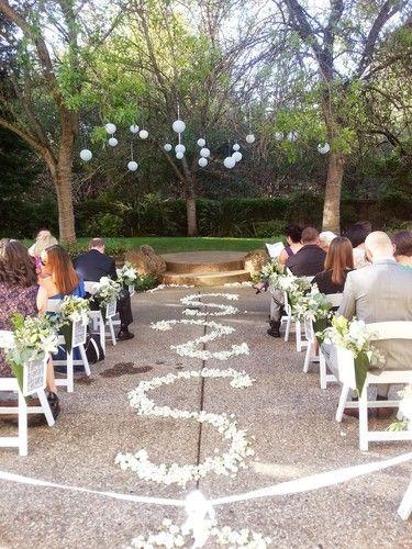 Lake Natoma Inn Folsom Wedding