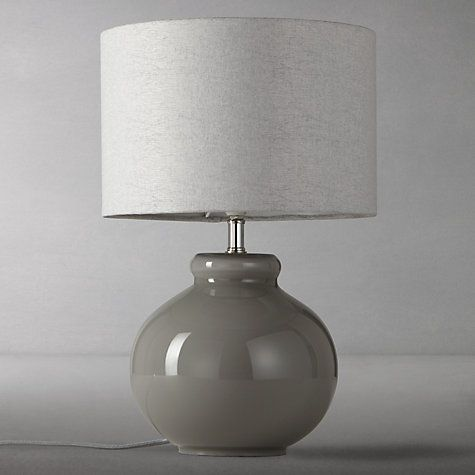 Buy john lewis ettie glass table lamp online at johnlewis com