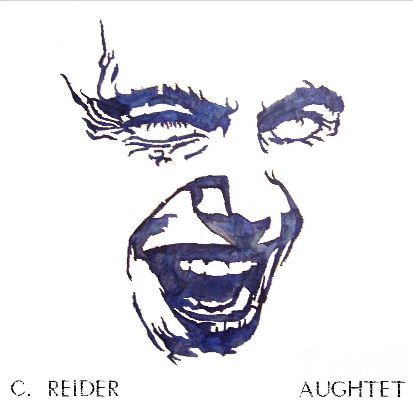 """C. Reider has a long history of messing with the structure of speaking voices in his recordings... On """"Aughtet,"""" this interest in screwed up voices is explored further, with 99% of sound sources on the entire CD coming from someone's mouth, although it may not sound like it at all times."""