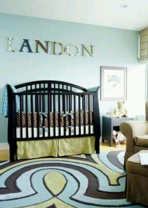 boy s brown teal and lime green room baby ideas pinterest