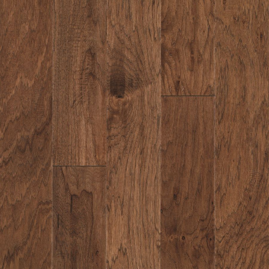 Genial Shop Pergo Max 5.36 In W Prefinished Hickory Locking Hardwood Flooring  (Chestnut) At Lowes.com