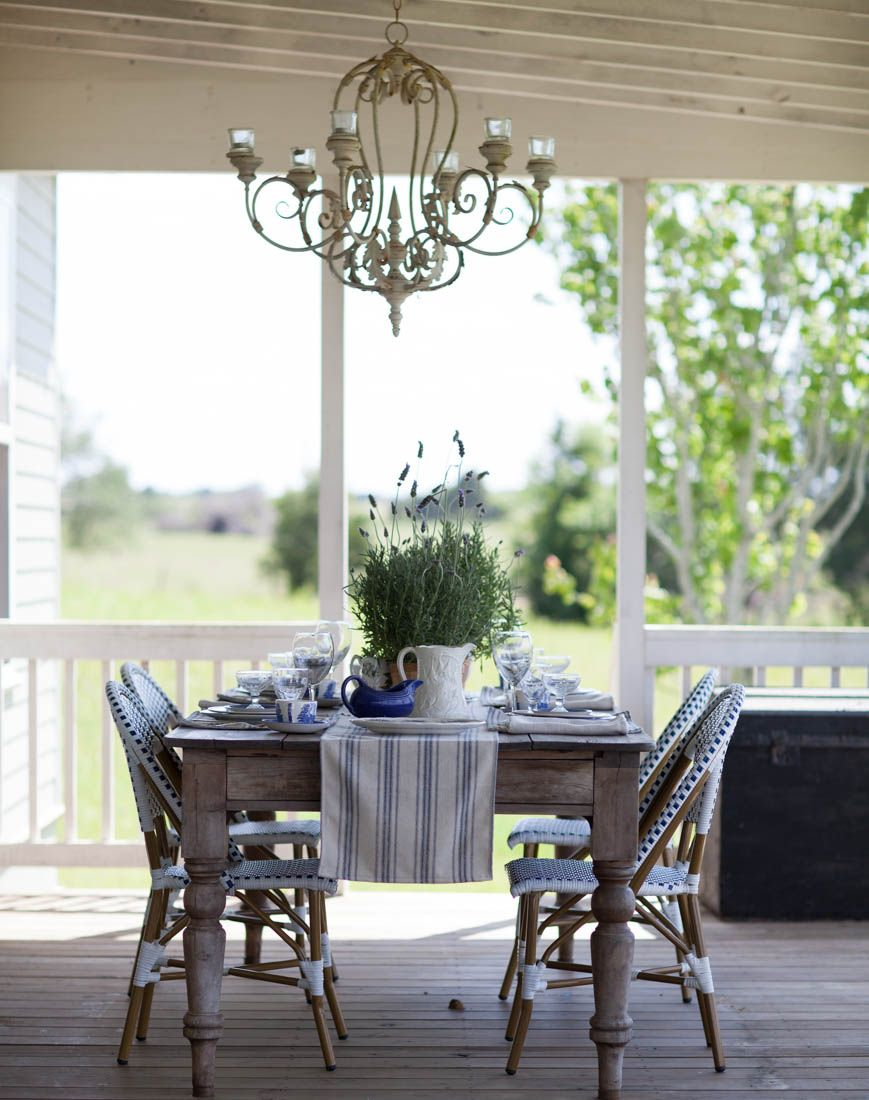 Backyard barbecue summer tablescape outdoor spaces porch and backyard
