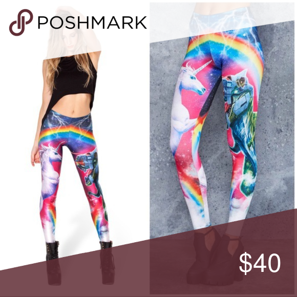 c4550a7a7e187 HELL YEAH LEGGINGS - LIMITED This was a limited print Museaum release and  is no longer