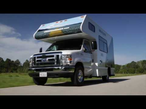 Our Smallest C Class Rv Is Our Aerodynamic And Fuel Efficient C19 It Is Narrower And Will Fit Into A Regular Car Parking Slot Cruise America Compact Rv Cruise