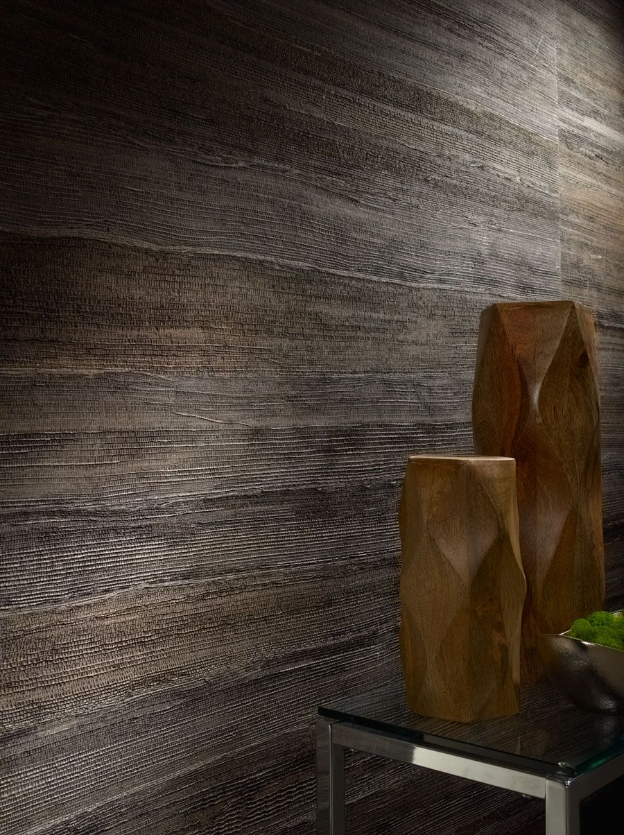 Phillip Jeffries | Husk Foyer Wallpaper, Office Wallpaper, Bathroom Wallpaper, Textured Wallpaper,