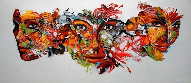 Pintura Y Fotografía Artística : Sensacionales Mujeres