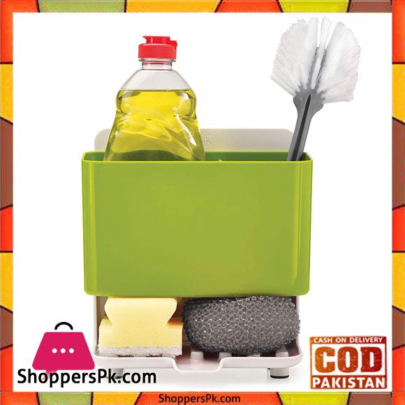 Sink Caddy Kitchen Sink Organizer Sponge Holder Shopperspk Com