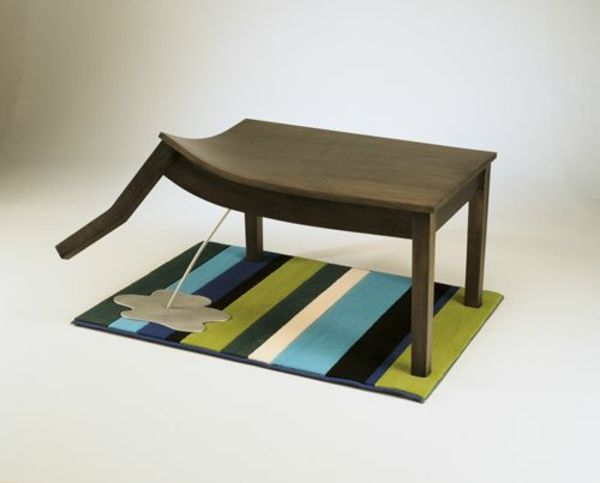 crazy table wtf innovative mobel von judson beaumont