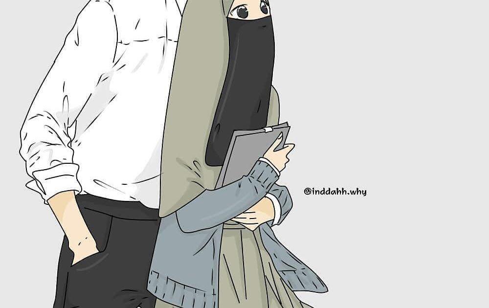 Wow 30 Gambar Kartun Islami Cadar Gambar Dp Bbm Hijab Muslimah Syari Kartun Lucu Cantik Teman Teman Akhwat Hijabers Dimanapun Ber Gambar Kartun Gambar Kartun