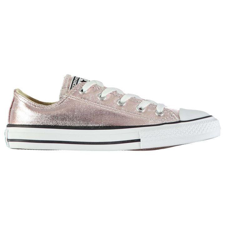 c777160ba3a2 Converse Metallic Ox Shoes