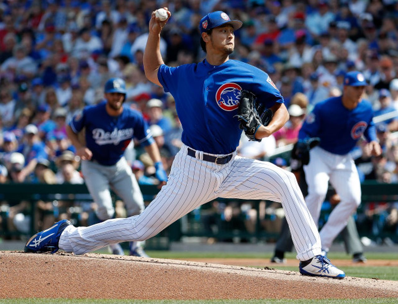 Mlb Rumors Yankees Trading For Cubs Yu Darvish Major League Baseball News Trong 2020